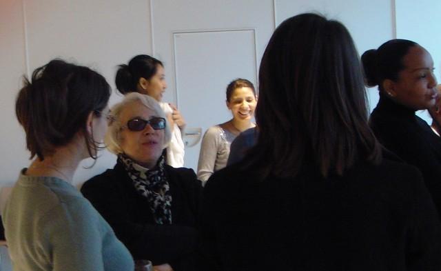 Rentrée de la classe préparatoire (session 2012)